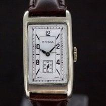 Cyma Handaufzug 1930 gebraucht