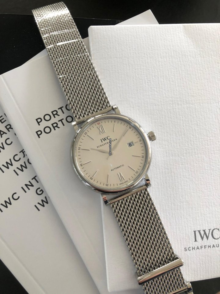 IWC Portofino Automatic IW356505 2021 neu