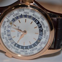 Patek Philippe World Time 18K Solid Rose Gold 5110R