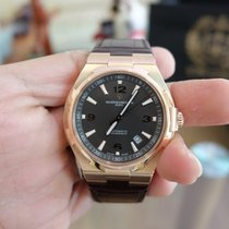 Vacheron Constantin overseas rose gold