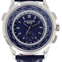 Patek Philippe World Time Chronograph 5930G-001 2017 nuevo