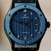 Hublot Classic Fusion Black Magic Carbon & Titanium 42mm