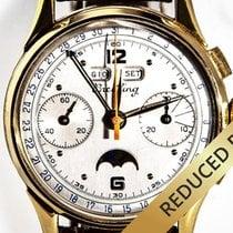 Breitling Full Calendar Moonphase Chronograph