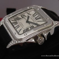 Cartier : Rare Special Edition 100 Years of the Santos 100 by...