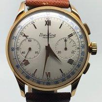 Breitling CHRONOGRAPH GOLD 18K PREMIER JUMBO 39MM YEAR 1953