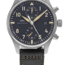 IWC Pilot Chronograph IW387808 Stainless Watch