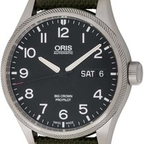 Oris : Big Crown ProPilot :  752-7698-4164 :  Stainless Steel