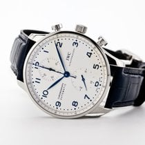 IWC Portuguese Chronograph - IWC Factory Warranty ( new / 2018 )