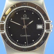 Omega Constellation Quartz Stahl 33.5mm Schwarz Deutschland, Berlin