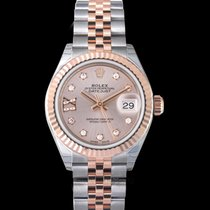 Rolex Lady-Datejust Rose gold 28mm Pink United States of America, California, San Mateo