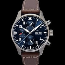 IWC Pilot Chronograph Steel United States of America, California, San Mateo