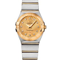 Omega Constellation Quartz 123.20.24.60.58.001 2020 nouveau