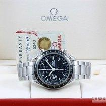 Omega Speedmaster Triple-Date Day-Date Chronograph Fullset Box...