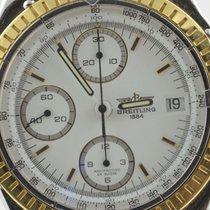 Breitling Windrider Chronomat 81950 Stahl/750 Gold Rar...