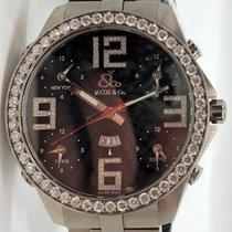 Jacob & Co. Titanium Five Time Zone Automatic Le 72pcs W/...