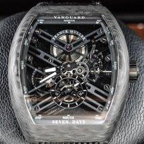 Franck Muller Vanguard V 45 S6 SQT CARBON NR