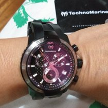 Technomarine Steel Quartz 609024 pre-owned The Philippines, Las Pinas