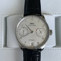 IWC IW500712 Steel 2018 Portuguese Automatic new United States of America, Maryland, laurel