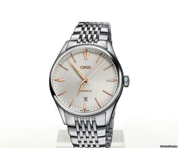 6683dc5fb Oris Artelier Chronometer Date for $1,693 for sale from a Trusted Seller on  Chrono24