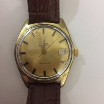 Omega Automatic 1968 pre-owned Genève Silver