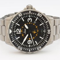 Sinn 856 / 857 pre-owned 43mm Steel