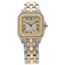 Cartier Panthère Steel 27mm Champagne United States of America, New York, New York
