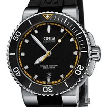 Oris Aquis Date 01 733 7653 4127-07 4 26 34EB 2020 new