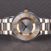 Cartier 21 Must de Cartier 1330 pre-owned