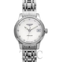 Longines Saint-Imier Steel Mother of pearl