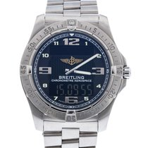 Breitling Aerospace Avantage Titanium 42mm Black United States of America, Georgia, Atlanta