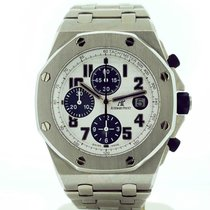 Audemars Piguet 26170STOOD305CR01 Steel 2010 Royal Oak Offshore Chronograph 42mm pre-owned