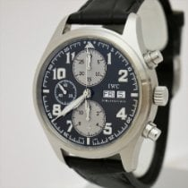 IWC Steel 42mm Automatic IW371709 pre-owned
