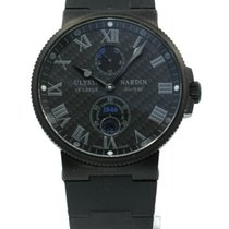 Ulysse Nardin Marine Chronometer 41mm Steel 41mm Silver United States of America, California, West Hollywood