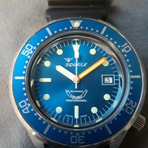 Squale Steel Automatic 1521 pre-owned