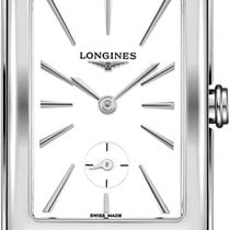 Longines L5.512.4.11.6 L55124116 Steel 2021 DolceVita 23mm new United States of America, New York, Airmont
