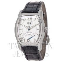 Maurice Lacroix Masterpiece Steel 39mm Silver Roman numerals United States of America, New York, Hartsdale