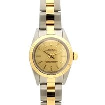 Rolex Oyster Perpetual new 2000 Automatic Watch with original box 76193