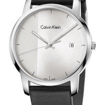 ck Calvin Klein Acero 43mm Cuarzo K2G2G1CX nuevo