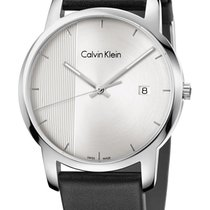 ck Calvin Klein Zeljezo 43mm Kvarc K2G2G1CX nov