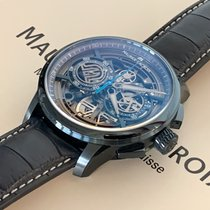 Maurice Lacroix Masterpiece Squelette new Automatic Watch with original box and original papers MP6028-PVC01-002-1