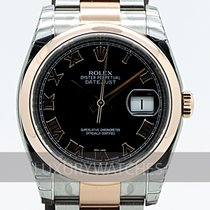 Rolex Datejust 36mm Black