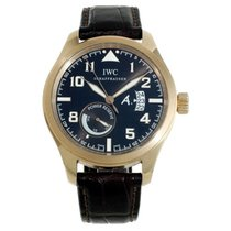 IWC IW320103 Rose gold 2008 Pilot 42mm pre-owned