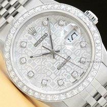 Rolex Datejust 16234 gebraucht