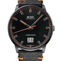 Mido Commander M021.626.36.051.01 Neuve Acier Remontage automatique