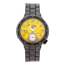 F.P.Journe Titanium Automatic Yellow Arabic numerals 44mm pre-owned Octa
