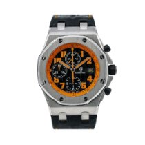 Audemars Piguet 26170ST.OO.D101CR.01 Steel Royal Oak Offshore Chronograph Volcano 42mm pre-owned United States of America, New York, NewYork