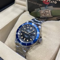 Perseo Steel 42mm Automatic 11356.02 new
