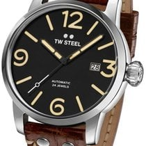 TW Steel Steel 48mm Automatic MS6 new