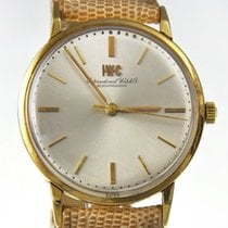 IWC Rose gold Manual winding pre-owned