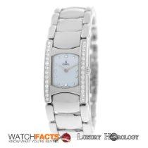 Ebel Beluga Mint Ladies Stainless Steel Diamond MOP Quartz
